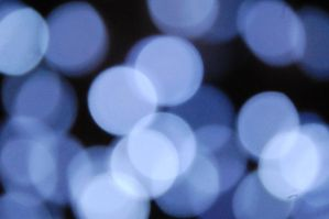 Blue bokeh 2 by 2bgr8STOCK