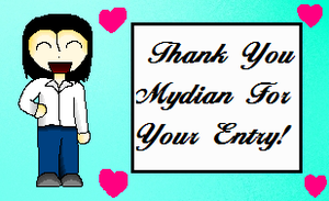 Thank You Mydian by Majix101