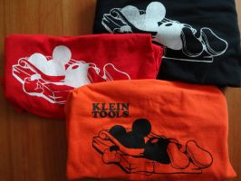 Mouse Trap T-shirts by abcartattack
