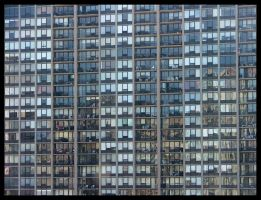 Chicago Building by TiViD