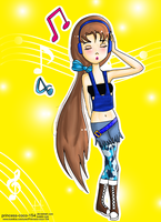 Listening to music by Princess-CoCo-154