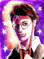 Mister Potter (In Alan Rickman voice) by Timbo1834