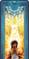 MM: Tarot Card by kidoairaku