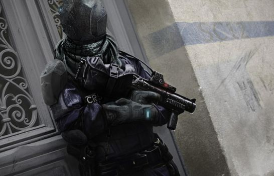 CRS Enfor Operative by VookaSheen