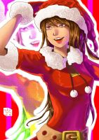 Merry Christmas to my friend by joelee88