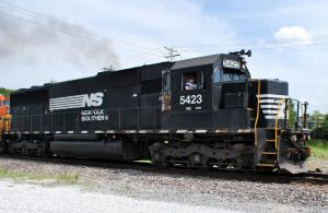 norfolk southern 5423 by SMT-Images