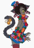 Patches Colored by Maiko-Girl