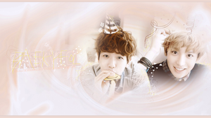 EXO BAEKYEOL TRUE LOVE by l0vehcl
