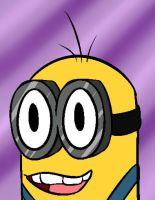 It's a Minion! by Squiggy13