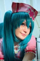 Love Ward - Miku Hatsune by kirawinter