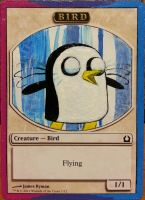Gunter Bird Token by sharkydart