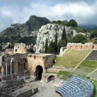 Teatro Greco by syrus