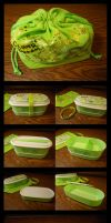 My bento box! by Sierie