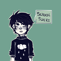 School sucks by you-prince-of-heart