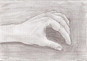 Hand sketch by SettoriQ