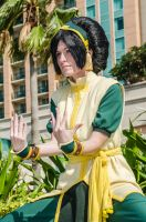 Sifu Toph by makeshiftwings30