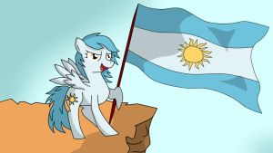 My Little Argentina by asluc96
