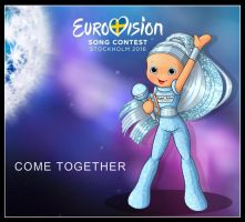 melody (eurovision song contest 2016) by nightwing1975