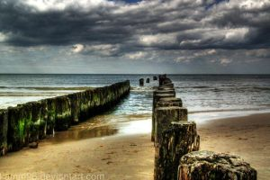 sea HDR by kamm96