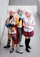 Final Fantasy XIII by rinni64