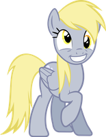 Squee Derpy by Sarxis