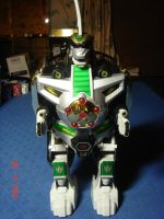 MMPR Dragonzord by kilp007