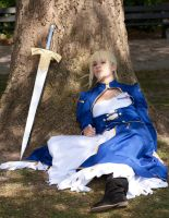 Saber Cosplay VII by Cerii1