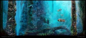 Concept: Return to Atlantis by JanaW