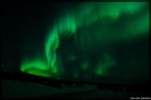 aurora borealis january 2012 by dannert