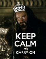 TGD #39: Keep calm and... by PeckishOwl