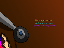 Kelly - Music, Dreams, Imagine by TrainerKelly