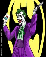 The Joker by Inspector97