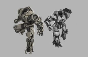 Robot Concepts by juyoungku
