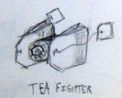 TEA Fighter copy by TuxedoCabbit