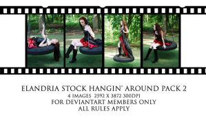 Hangin' Around Large Pack 2 by Elandria