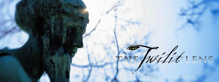 Thinking Statue Logo by TwilitLens
