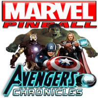 Marvel Pinball Avengers Chronicles by POOTERMAN