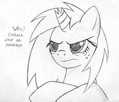 MLP: Well......???? by SrMario