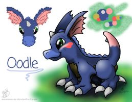 Oodle Reference Sheet by MeMiMouse
