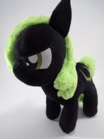 Vexx Plushie by Brainbread