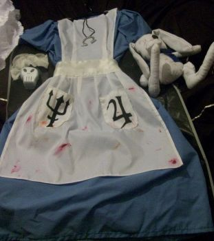 McGee's Alice Dess Front by wilterdrose-cosplay