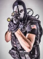 Call of duty ghost cosplay by ghostvr91
