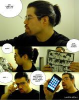 MOBILE COMICS by Millus