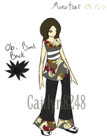 Fashion Design:MonotonenoNatsu by CaittheCat
