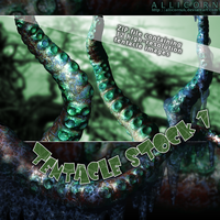 Tentacle Stock 1 by AllicornUK