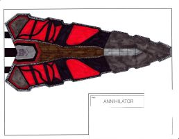 The Annihilator by Sir-Saboteur
