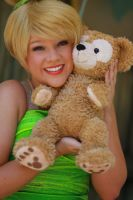 Tinkerbell and Duffy by DeViArTy47