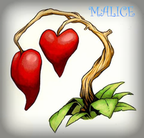 MALICE: Life Plant Concept by TheRollingWestern
