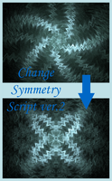 Change Symmetry Script ver. 2 by hyruwen