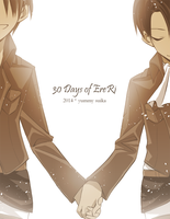 SnK: 30 Days of EreRi by yummy-suika